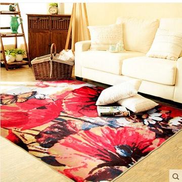 捷成地毯客厅沙发茶几地毯毯子卧室床边地毯门厅欧式