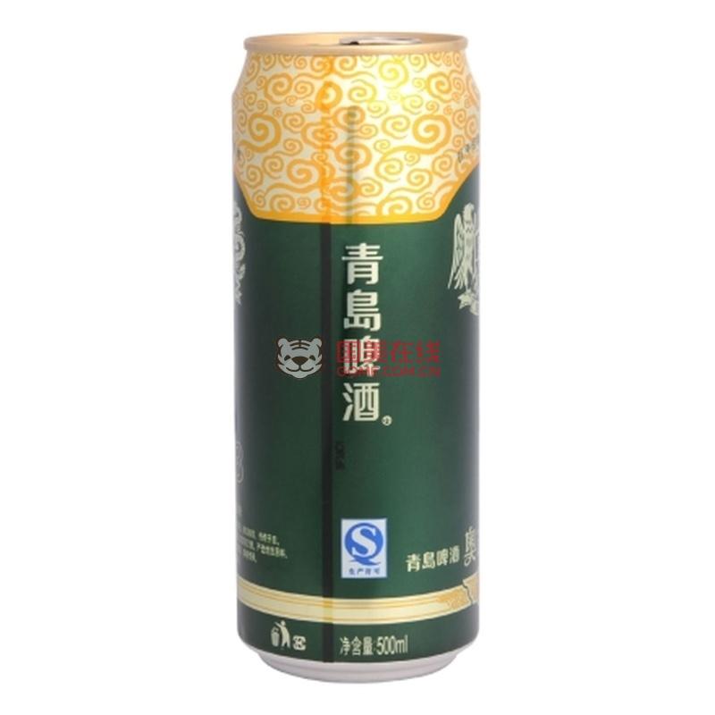青岛啤酒奥古特500ml(12听装)-国美团购
