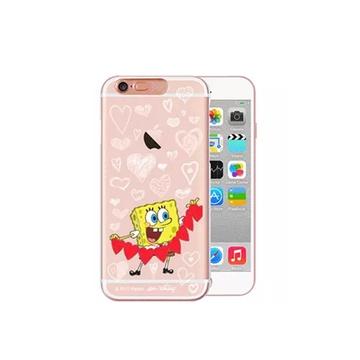 亿和源iphone6plus来电闪女生6s手机壳海绵宝宝派大星生日礼物(卡通1