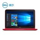 戴尔(DELL)灵越 11U-3162-1208 11.6英寸笔记本电脑 N3700/4G/128G固态(红色 11U-3162-1208 11.)