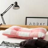 Evan&Fish居家水洗舒睡枕芯 全棉面料 3D棉+超细羽丝绒 恒久不变型1.012品(单只)