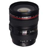 佳能(Canon) EF 24-105mm f/4L IS USM标准变焦镜头红圈镜头(官方标配)