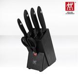 双立人 PointS不锈钢厨房刀具套装6件套