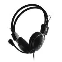 意高(ECHOTECH)CT-207 耳机 耳麦 头戴式耳麦(黑色)(使用这款耳机,您可以随时随地进行互联网通话,麦克风可多角度弯折,拾音清晰)