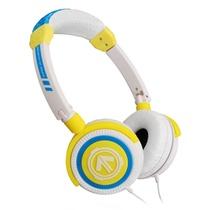美国潮牌Aerial 7 Phoenix系列Citron潮流 头戴式耳机(黄色)