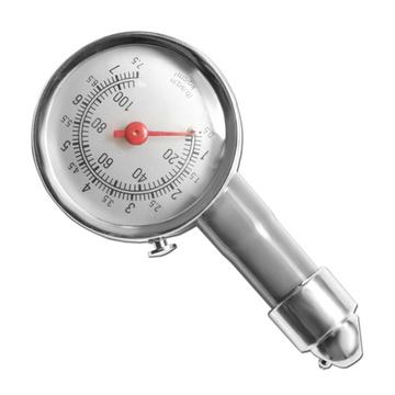 双诺t01高精度金属轮胎气压表图片