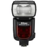尼康(Nikon)SB-910闪光灯(兼容尼康创意闪光系统 三种照明模式 4节AA电池)