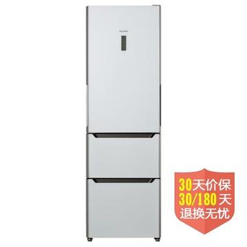 荣事达(Royalstar) BCD-326WTGER 326升L 三门冰箱(白色) SMART智能控温