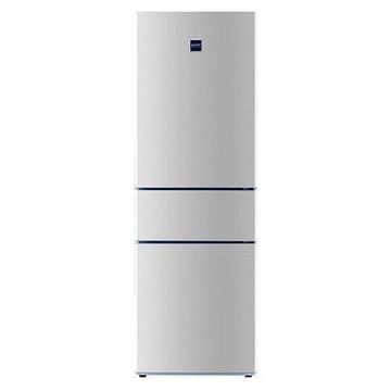 夏普(SHARP) BCD-293WC-W 293升L变频 三门冰箱(白色) 风冷无霜