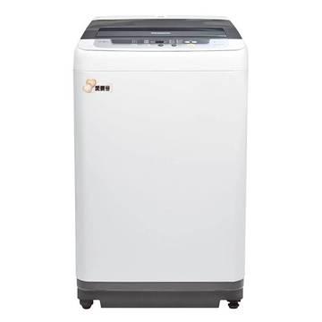 松下(Panasonic) XQB75-Q87201 7.5公斤 清净乐全自动波轮洗衣机(灰色)