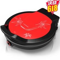 利仁(Liven)LR-300C 电饼铛 红色