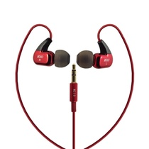 摩奥M210高保真立体声音乐耳机(玫瑰红)