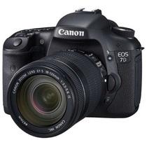 佳能EOS 7D 单反相机包套装(18-135/3.5-5.6IS)