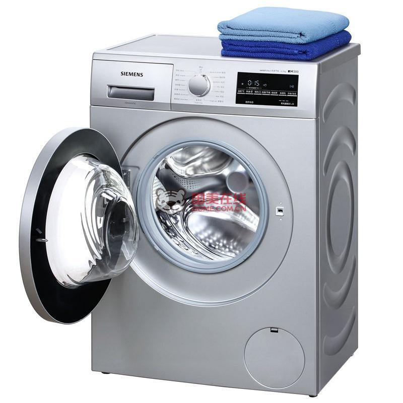 西门子洗衣机xqg62-ws12k2681w
