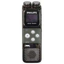 飞利浦(PHILIPS)VTR6900数码录音笔(8G)高采样率高音质PCM线性一键紧急录音笔 智能降噪 变速播放