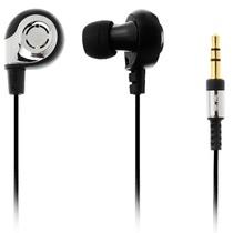 意高(ECHOTECH)CO-168 耳机 入耳式耳机 立体声耳塞式耳机(银白色)(配有两对备用硅胶耳套,方便用户及时的清洁更新)