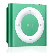 iPod Shuffle MD776CH/A播放器(GREEN)(2GB)