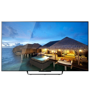 索尼(SONY)KDL-65R580C 65英寸 智能连接 无线WIFI 网络视频 液晶电视  黑色 7299元