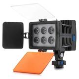 雷摄(LEISE) LS-SYD006 专业摄影灯 适用于各种相机、单反相机、摄像机、摄影、拍照补光