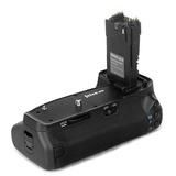 雷摄(LEISE) BG-E9 电池手柄 适用于佳能EOS 60D/60DA