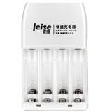 雷摄(LEISE)801 通用四槽快速充电器 适用于:镍氢可充电电池5号AA/7号AAA