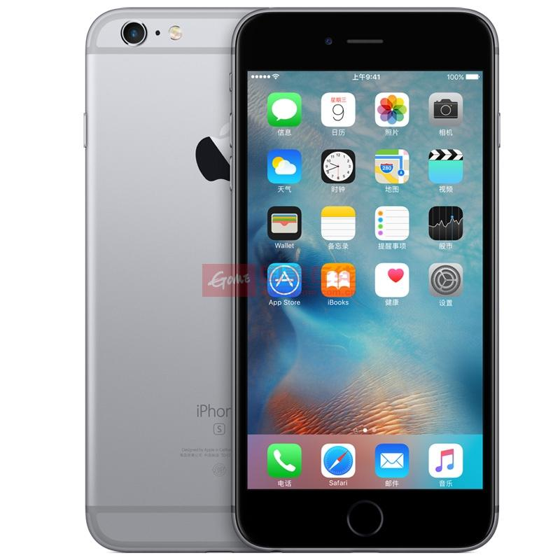 Apple iPhone 6s Plus  128G 深空灰 4G手机 (全网通版)
