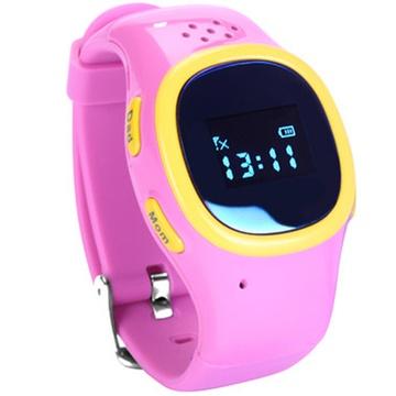 【城市漫步520智能手表粉色】城市漫步智能gps儿童星
