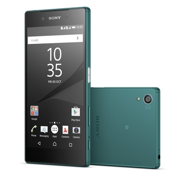 索尼z5手机青川绿索尼(sony)xperia