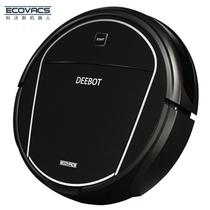 科沃斯(Ecovacs) 地宝暴龙CEN82 全自动充电带抹布家用清扫智能拖地擦地扫地机器人吸尘器