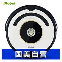 iRobot家用智能清洁扫地机器人吸尘器Roomba620(Aerovac吸尘技术,三段式清扫系统,强劲iAdapt核芯,语音故障提示)