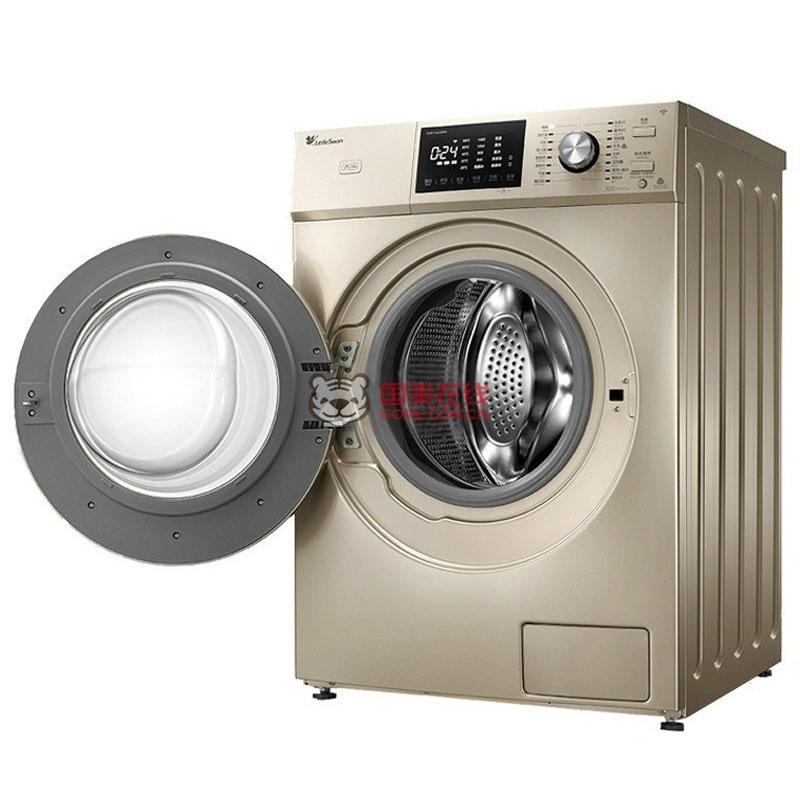 小天鹅洗衣机tg80-1422widg8公斤变频滚筒