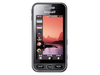三星(SAMSUNG)S5230手机(黑色)